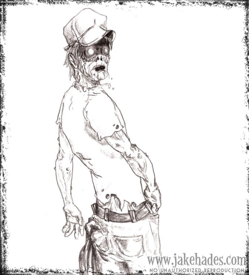 Redneck Zombie