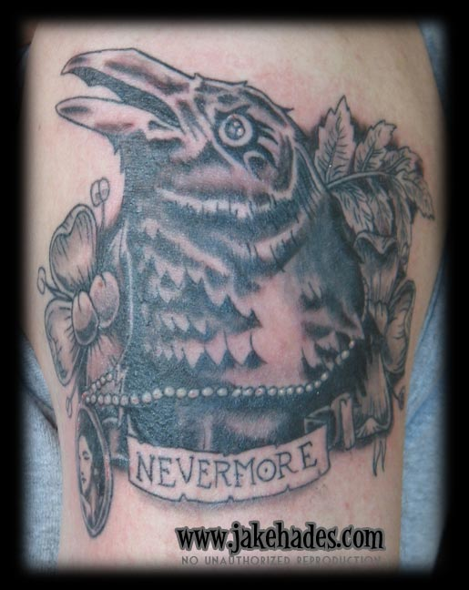 Raven, Nevermore