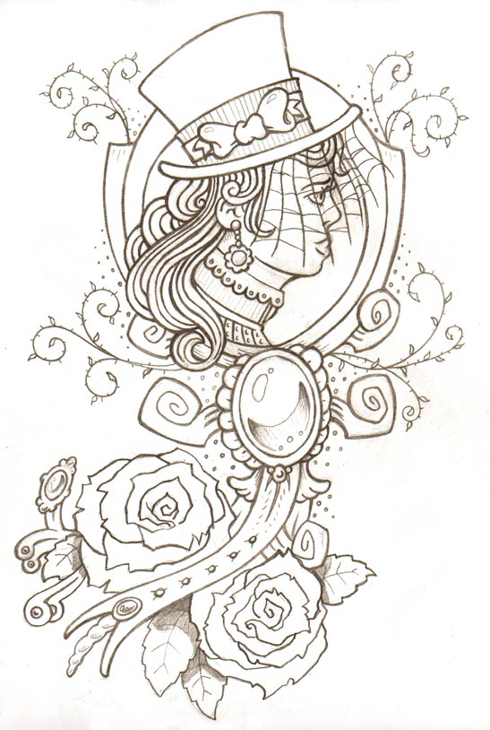 Easy to Draw Tattoo Designs