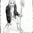 Shovel girl, 2